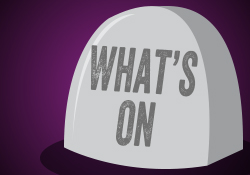 What's On – 24/10/2016