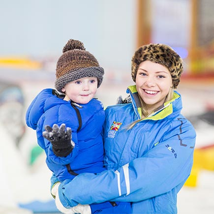 Birthday Parties at Chill Factore