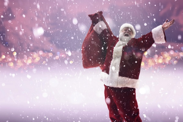 Enjoy an Online Santa Experience like no other with Chill Factore's Virtual Christmas Grotto