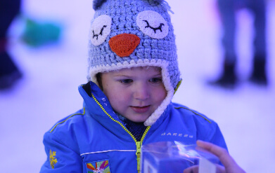 Why choose Chill Factore to have a kids' party?