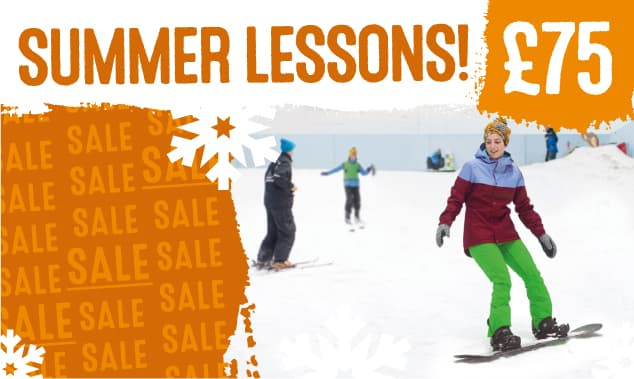 £75 Beginner Lessons Sale!