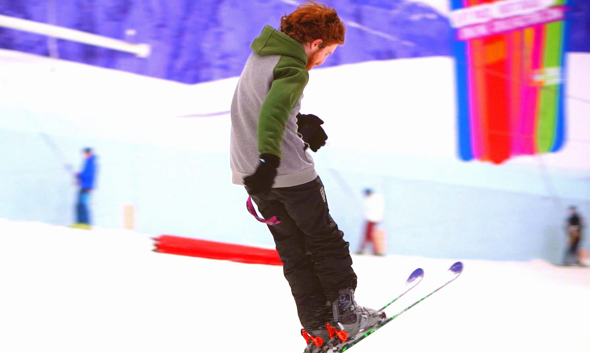 Redheads ski and snowboard for free!