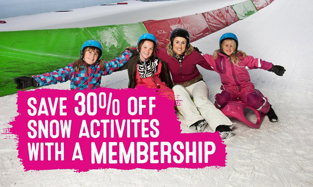 Memberships! Was £100 now only £70!