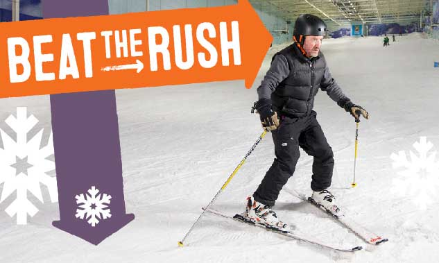 Ski Lessons & Courses. From £99!