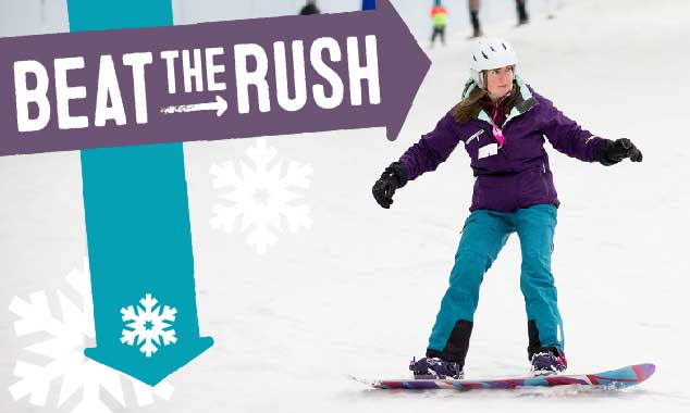 Snowboard Lessons & Courses From £99!