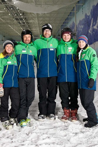 Meet Chill Factore's Snowsports team