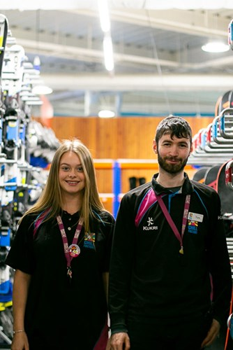 Meet Chill Factore's Snow experience team