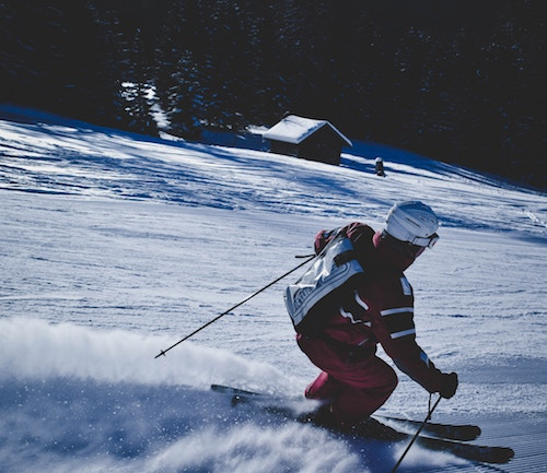 Beginners Skiing Tips with Chill Factore