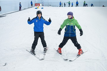 5 activities you can do this Half Term in the North West's only real snow centre!